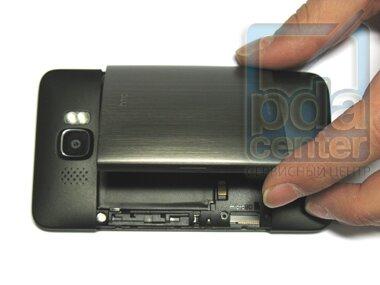 замена дисплея HTC HD2