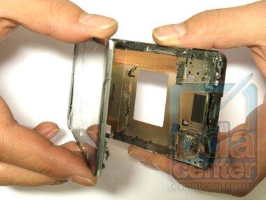 ремонт дисплея HTC HD2