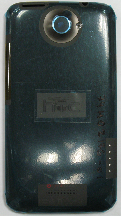 Корпус HTC One X (HTC Endeavor) черный